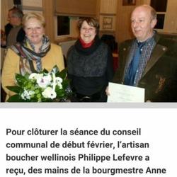BOUCHERIE LEFEBVRE Rue de Beauraing, 182 6920 Wellin